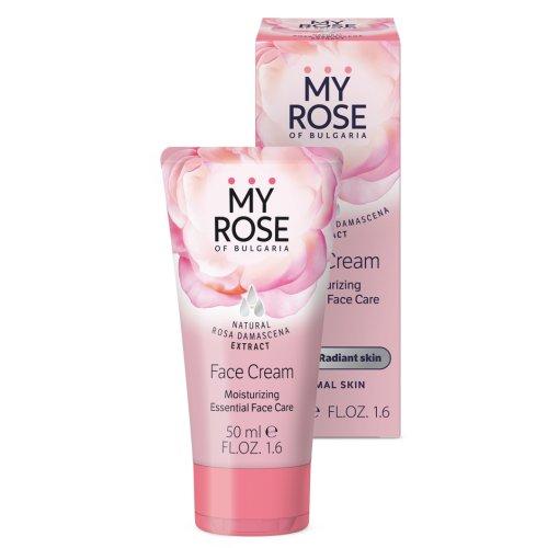 Hydratačný krém na tvár My Rose 50 ml