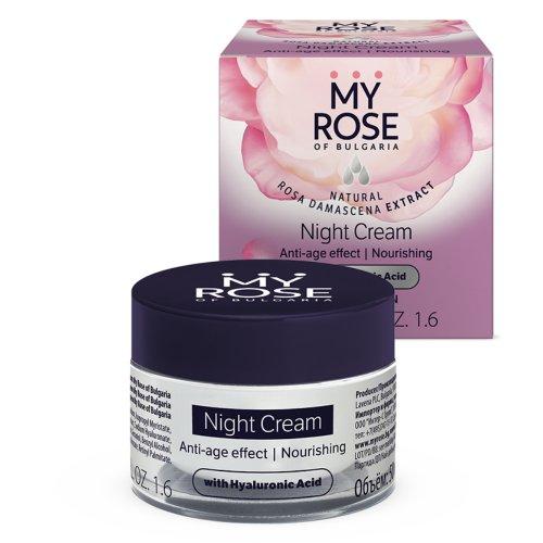 Regeneračný nočný krém My Rose 50 ml