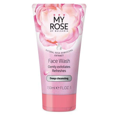 Čistiaci gél na tvár My Rose 150 ml