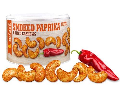 Mixit Oriešky z pece - údená paprika 150 g