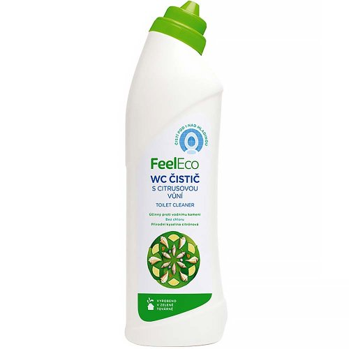 FEEL ECO Toaletná čistič 750 ml