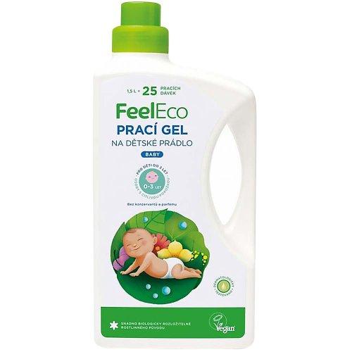 Feel Eco prací gél Baby 1,5l