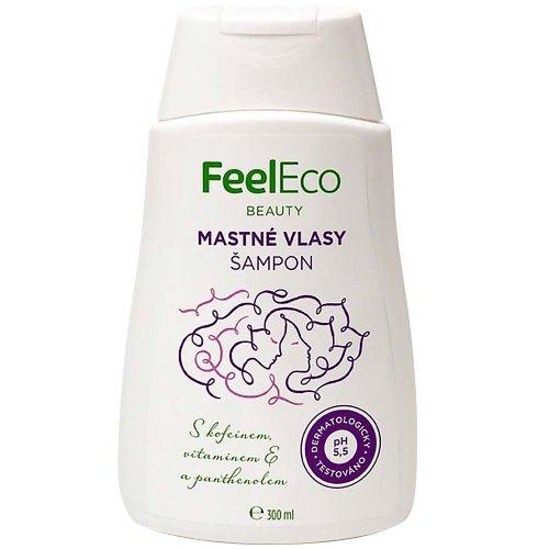 FEEL ECO Vlasový šampón na mastné vlasy 300 ml