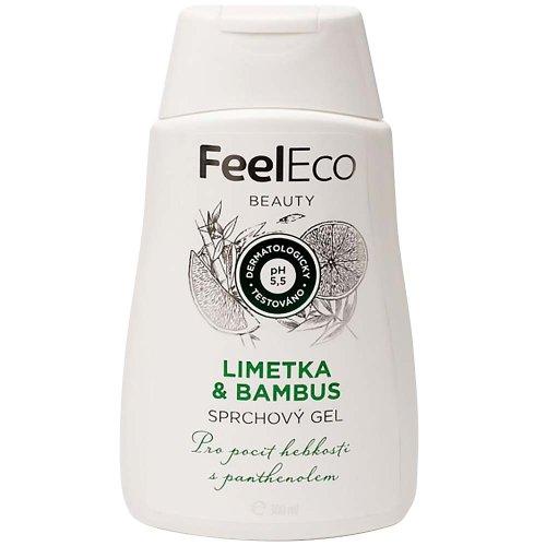 FEEL ECO Sprchový gél Limetka & Bambus 300 ml