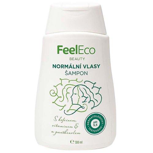 FEEL ECO Vlasový šampón na normálne vlasy 300 ml