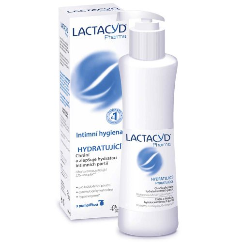 LACTACYD Pharma HYDRATUJÚCI gél 250 ml