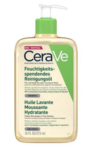 CeraVe Hydratačný čistiaci penivý olej 473ml