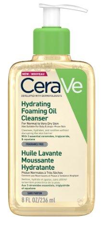 CeraVe Hydratačný čistiaci penivý olej 236 ml