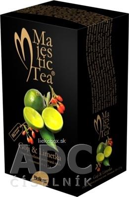 Majestic Tea Goji & Limetka čaj 20x2,5g